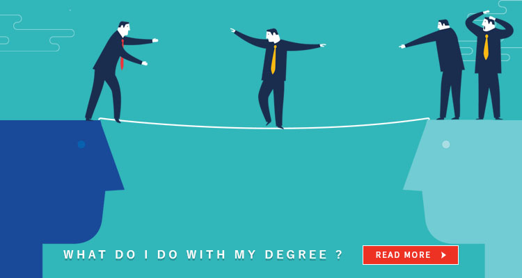 India Strategy - Jobs I: What do I do with my degree?